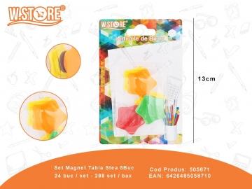 Set Magnet Tabla Stea 5Buc 505871