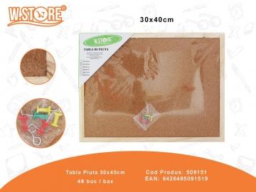 Tabla Pluta 30x40cm 509151