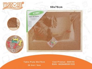 Tabla Pluta 50x70cm 509153