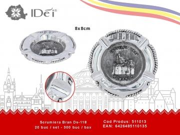 Scrumiera Bran Ds-118 511013