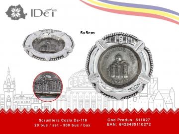 Scrumiera Cozia Ds-116 511027