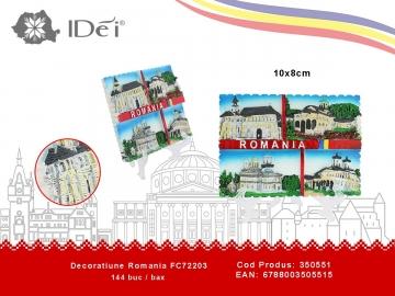 Decoratiune Romania FC72203 350551