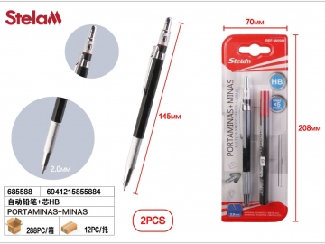 Creion Mecanic Metal cu mina HM 2.0 685588