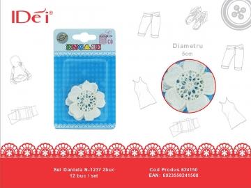 Set Dantela N-1237 2buc 624150