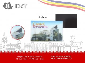 Magnet 3D Castel Dracula 068511