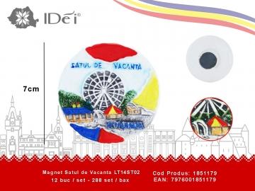Magnet Satul de Vacanta LT14ST02 1851179