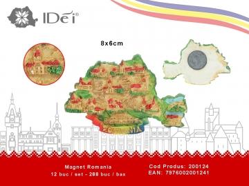 Magnet Romania 200124