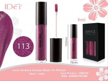 Luciu de Buze Volume Gloss 113 Perface