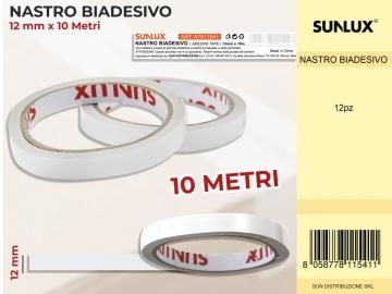 Banda Dublu Adeziva 12mm x 10m 7811541