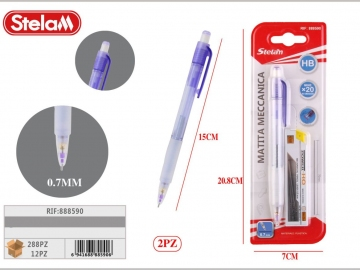 Set Creion Mecanic cu Mine 0.7mm 888590
