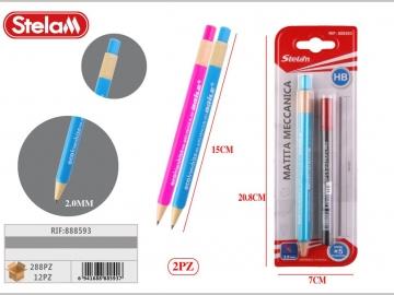 Set Creion Mecanic cu Mine 2mm 888593