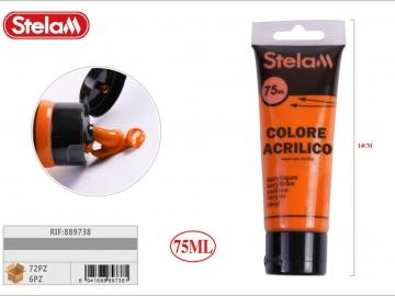 Vopsea Acrilica Orange 75ml 889738