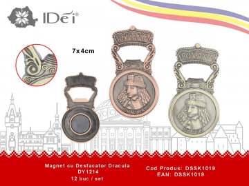 Magnet cu Desfacator Dracula DY1214